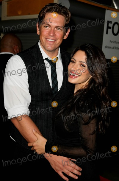 Steve Howey Photo - Steve Howey Sarah Shahi Actors the Los Angeles Premiere of Stan Helsing Held at the Arclight Theatre in Hollywoodca 10-20-2009 Photo by Graham Whitby Boot-allstar-Globe Photos Inc 2009