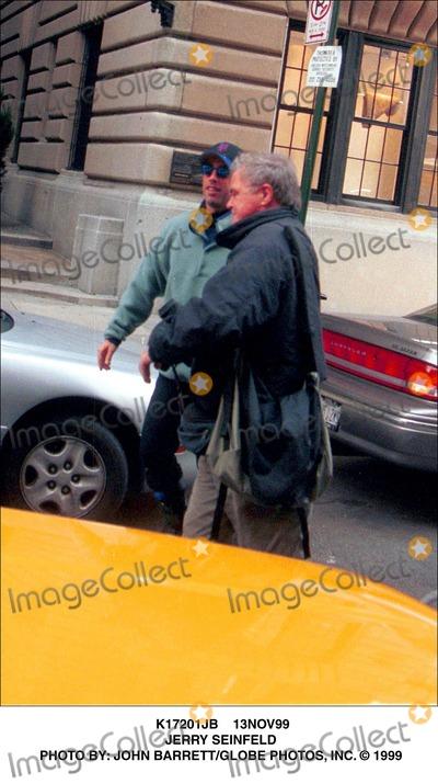 Jerry Seinfeld Photo - 13nov99 Jerry Seinfeld Photo by John BarrettGlobe Photos Inc