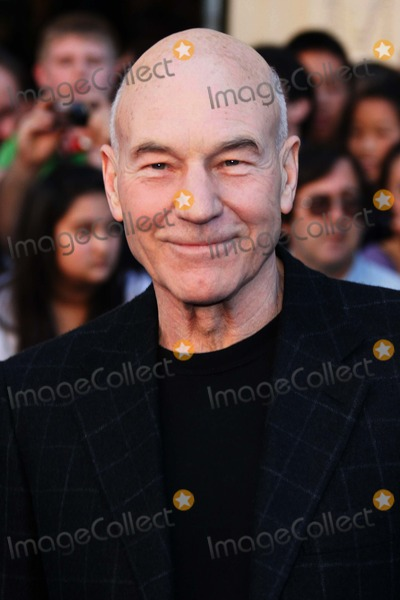 Patrick Stewart Photo - Actor Patrick Stewart Arrives at the World Premiere of Gnomeo and Juliet in Los Angeles USA on 23 January 2011 photo Alec Michael - Globe Photos Inc 2011
