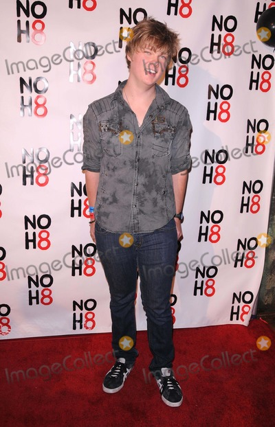 Austin Anderson Photo - Third Annivesary Celebration of Noh8 Campaign at House of Blues Sunset Strip in West Hollywood CA 121311 Photo by Scott Kirkland-Globe Photos   2011 Austin Anderson