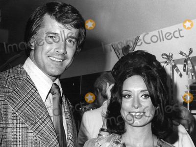 Lyle Waggoner Photo - Lyle Waggoner and Wife at the Openning of Courreges Salon in Beverly Hill Hollywood Photo ByptGlobe Photos Inc
