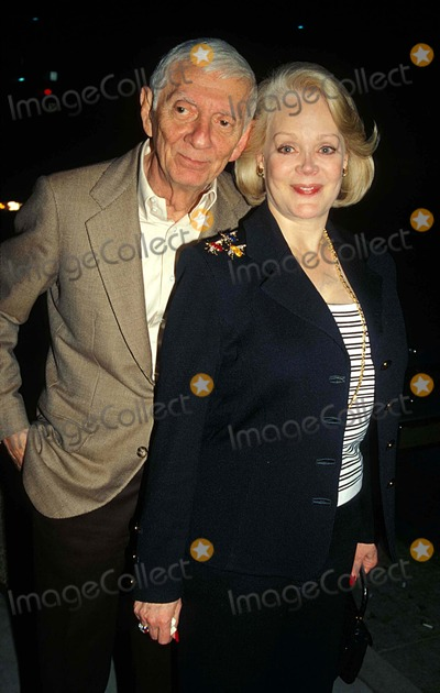 Aaron Spelling Photo - Aaron Spelling with Candy Spelling 1998 Photo by Colella-michelson-Globe Photos Inc