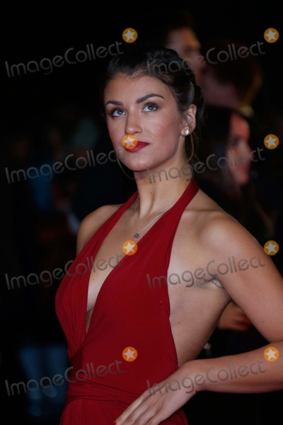 Amy Willerton Photo - Amy Willerton attends the World Premiere of the Hunger Games Mockingjay Part 1 in London Great Britain 11 November 2014 Photo Alec Michael