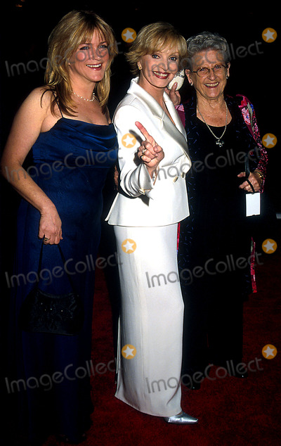 Ann B Davis Photo - Abc Television Networks 50th Anniversary Celebration at the Pantages Theatre Hollywood CA 03162003 Photo Phil Roach Ipol Globe Photos Inc 2003 Susan Olsen Ann B Davis and Florence Henderson