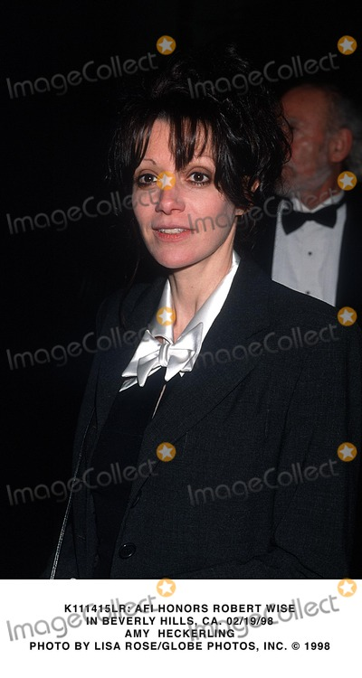Amy Heckerling Photo -  Afi Honors Robert Wise in Beverly Hills CA 021998 Amy Heckerling Photo by Lisa RoseGlobe Photos Inc