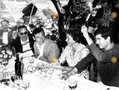 Anthony Perkins Photo - Anthony Perkins Cannes Film Festival Photo Omedias  Pix Plantete  Globe Photos Inc