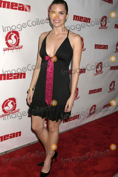 Ashley Bashioum Photo - Mean Magazine Aprilmay 2005 Issue Launch Party Nacional Hollywood California 03-29-2005 Photo Clinton H Wallace-ipol-Globe Photos 2005 Ashley Bashioum