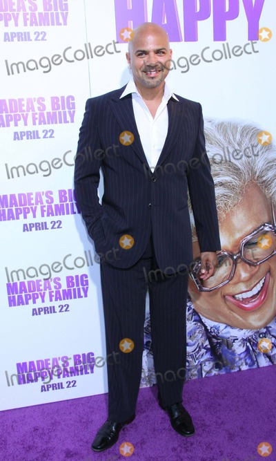 Philip Anthony-Rodriguez Photo - Philip Anthony Rodriguez Tyler Perrys Madeas Big Happy Family Held at the the Dome at Arclight Hollywood CA April 19 - 2011 Photo TleopoldGlobephotos