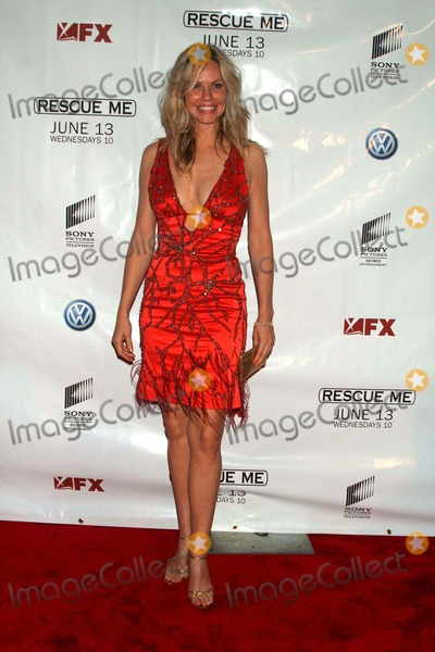 Andrea Roth Photo - Rescue ME Premiere Amc Theater New York City 06-04-2007 Photo by Mitchell-levy-rangefinder-Globe Photos Inc 2007 Andrea Roth