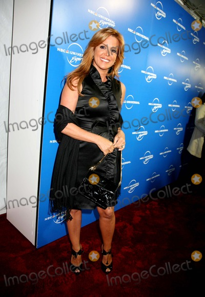 Maria Celeste Arraras Photo - Red Carpet Arrivals For the NBC Universal Experience Rockefeller Centerrnyc May 12 08 Photos by Sonia Moskowitz Globe Photos Inc 2008 Maria Celeste Arraras
