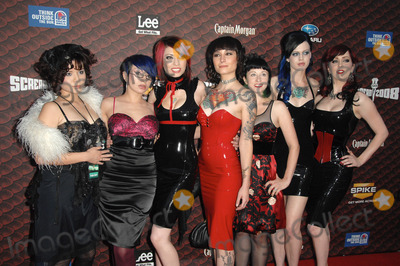 Suicide Girls Photo - Spike Tv Presents the Third Annual Spike Tvs Scream 2008 Held at the Greek Theaterlos Angeles California 101808 Photodavid Longendyke-Globe Photos Inc2008 Image Suicide Girls