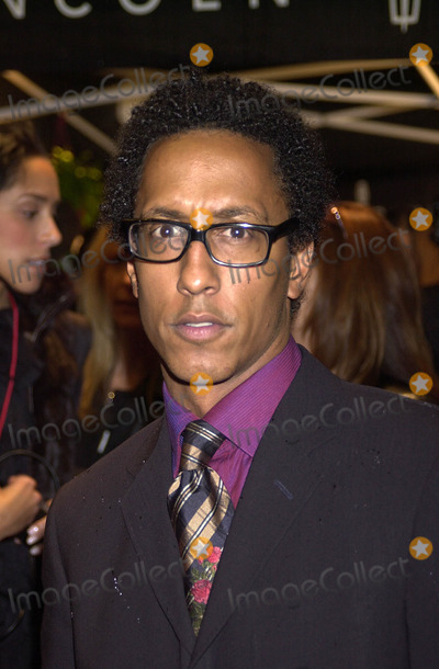 Andre Royo Photo - Party to Celebrate the Re-opening of the Legendary Copacabana Nightclub in New York City 10172002 Photo by John KrondesGlobe Photos Inc G 2002 Andre Royo
