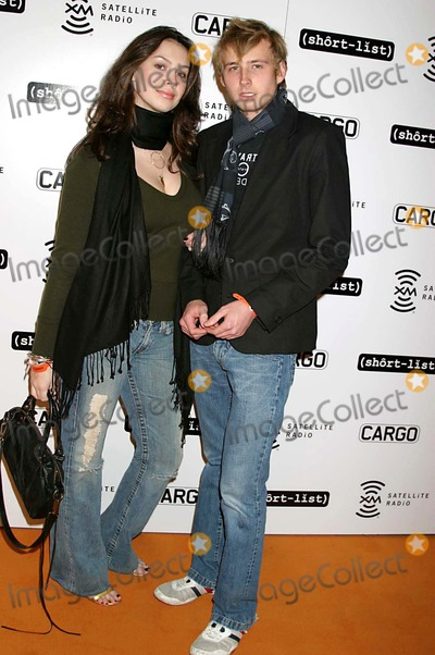 Alix Berg Photo - Cargo Magazine and Xm Hosts the Shortlist of Music Awards Show Afterparty at the Spider Club Hollywood CA (111504) Clinton HwallaceipolGlobe Photos 2004 Alix Berg and Adam Moonves-son of Les Moonves