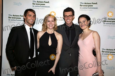 ASHLEY BROWN Photo - The Actors Fund Celebrates Their 125th Anniversary at the Waldorf - Astoria New York City 04-30-2007 Cast Members From Disney Shows Photo by Bruce Cotler-Globe Photos 2007 Josh Strickland Rebecca Luka Gavin Lee and Ashley Brown