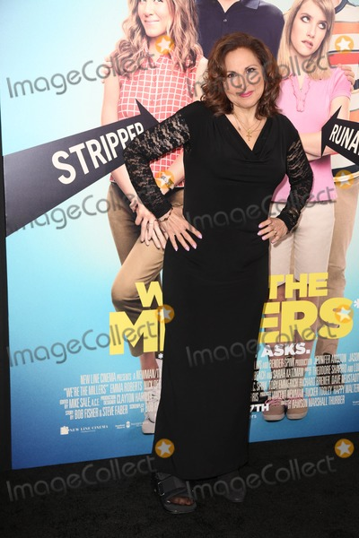 Kathy Najimy Photo - The World Premiere of were the Millers the Ziegfeld Theater NYC August 1 2013 Photos by Sonia Moskowitz Globe Photos Inc 2013 Kathy Najimy