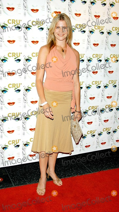 Ann Stedman Photo - - Cris Judd and Traci Bingham Host - Models Night Out - Party and Fashion Show in Honor of Designer Goa - Arrivals - Cinespace Hollywood CA - 08202003 - Photo by Jonathan Friolo  Globe Photos Inc 2003 - Ann Stedman