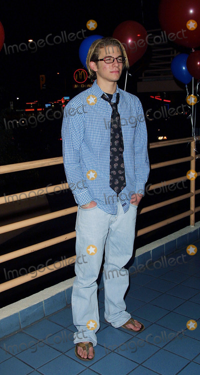 AJ Trauth Photo - A J Trauth Hollywood Fight Club - Opening New Hip Hop and Boxing Fitness Club Opens with Celebrities Attendees in Hollywood CA January 19 2002 Photo by Nina PrommerGlobe Photos Inc2002