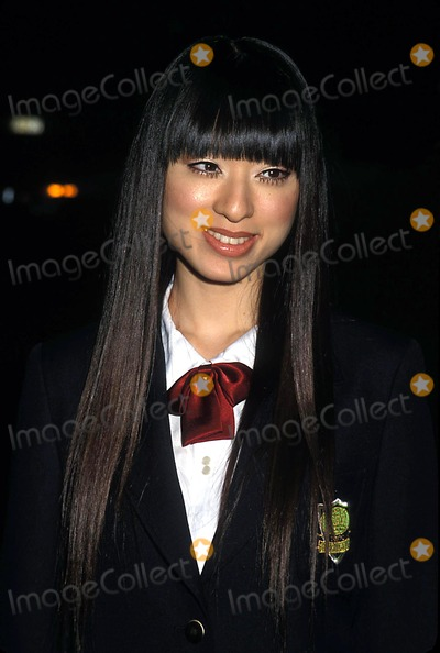 Chiaki Kuriyama Photo - Kill Bill Premiere at the Chinese Theatre New York City 09292003 Photo Phil Roach Ipol Globe Photos Inc 2003 Chiaki Kuriyama