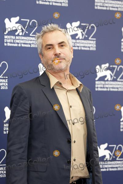 Alfonso Cuaron Photo - Alfonso Cuaron Jury Photo Call 72nd Venice Film Festival Venice Italy September 2 2015 Roger Harvey
