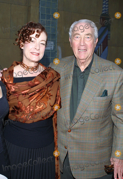 James Karen Photo - James Karen and Wife K26569tr West Side Story Reunion the Egyptian Theater Hollywood CA Oct 9 2002 Photo by Tom RodriguezGlobe Photos Inc
