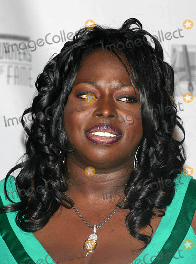 Angie Stone Photo - the 36th Annual Songwriters Hall of Fame Awards at the Marriot Marquis Hotel New York City 06-09-2006 Photo by John Zissel-ipol-Globe Photosinc Angie Stone