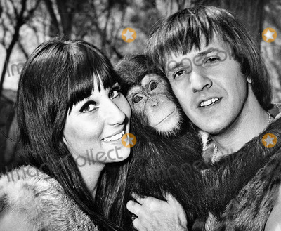 Sonny  Cher Photo - Sonny Bono and Cher in Bang Bang Sonny and Cher Photo BysmpGlobe Photos Inc