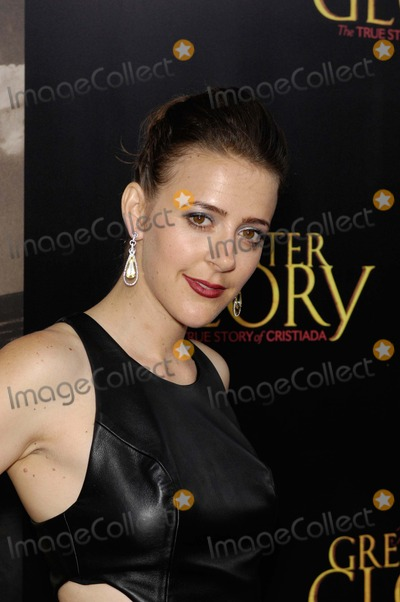 Abby Miller Photo - Abby Miller During the Premiere of the New Movie From Arc Entertainment For Greater Glory Held at the Academy of Motion Picture Arts and Sciences Samuel Goldwyn Theatre on May 31 2012 in Beverly Hills California Photo Michael Germana - Globe Photos Inc