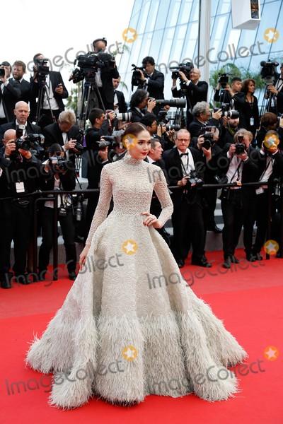 Araya Hargate Photo - Araya Hargate Premiere Sicario Cannes Film Festival 2015 Cannes France May 19 2015 Roger Harvey
