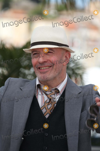 Jacques Audiard Photo - French Director Jacques Audiard attends the De Rouille Et Dos Photocall During the 65th Cannes Film Festival at Palais Des Festivals in Cannes France on 17 May 2012 Photo Alec Michael Photo by Alec Michael-Globe Photos Inc
