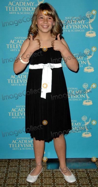 Bindi Irwin Photo - Bindi Irwin attends the 36th Annual Daytime Creative Arts Emmy Awards Held at the Westin Bonaventure Hotel in Los Angeles California on August 29 2009 Photo by David Longendyke-Globe Photos Inc 2009