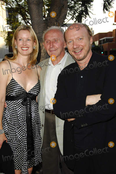 Deborah Rennard Photo - Deborah Rennard Ted Haggis and Paul Haggis During the Spirit of Independence Award Ceremony Honoring Clint Eastwood at the Billy Wilder Theatre at the Hammer Museum on 06-28-2007 in Los Angeles  California Photo Michael Germana - Globe Photos Inc