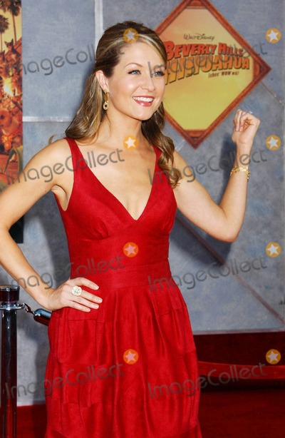 Ali Hillis Photo - the Premiere of the New Movie From Walt Disney Pictures Beverly Hills Chihuahua at the El Capitan Theatre in Los Angeles  California 09-18-2008 Photo by Phil Roach-ipol-Globe Photos Inc Ali Hillis