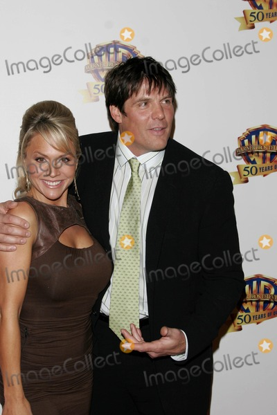 Paul Johansson Photo - Barbara Alyn Woods and Paul Johansson - Warner Bros Television and Warner Home Video Celebrate 50 Years of Quality Tv - Warner Bros Lot Stage 6 Burbank CA - 01-20-2005 - Photo by Nina PrommerGlobe Photos Inc2005
