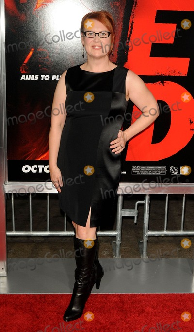 Audrey Wasilewski Photo - Audrey Wasilewski attending the Los Angeles Premiere of Red Held at the Graumans Chinese Theatre in Hollywood California on October 11 2010 Photo by D Long- Globe Photos Inc 2010