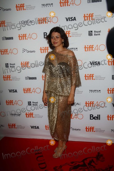 Alias Photo - Actress Alia Shawkat attends the Premiere of the Green Room During the 40th Toronto International Film Festival Tiff at Ryerson Theatre in Toronto Canada on 10 September 2015 Photo Alec Michael