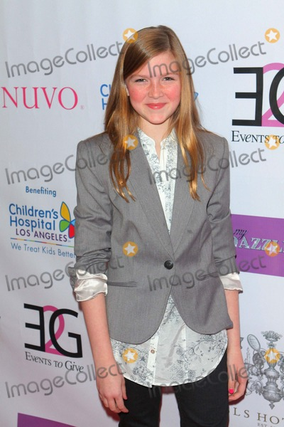 Abigail Hargrove Photo - Abigail Hargrove the Butterfly Gala - an Enchanted Evening Benefiting Childrens Hospital Held at the Sls Hotel Beverly Hillsca January 17 -2012photo TleopoldGlobephotos