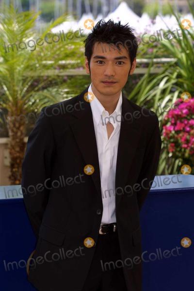 Takeshi Kaneshiro Photo - Cannes Film Festival - House of Flying Daggers - Photocall Takeshi Kaneshiro 5192004 Photo Bycosima ScavolinilapresseGlobe Photos Inc 2004