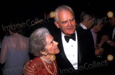 William Westmoreland Photo - 1984 General William Westmoreland and Mrs Douglas Macarthur Photo by Globe Photos