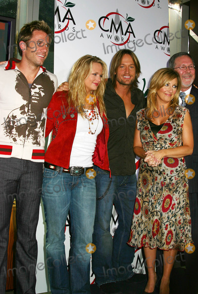 AARON BENWARD Photo - the Final Nominees For the 2005 Country Music Awards ( Cma ) at the Stone Rose  Time Warner Center in New York City 9-7-2005 Photo Bymitchell Levy-rangefinders-Globe Photos Inc 2005 Aaron Benward  Miranda Lambert  Keith Urban and Lee Ann Womack