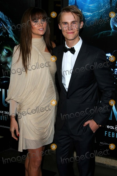 Alice Parkinson Photo - Alice Parkinson Rhys Wakefield Actors the World Premiere of Sanctum Held at the Manns Chinese 6 Theatre in Hollywood California on 01-31-2011 photo by Graham Whitby Boot-allstar - Globe Photos Inc