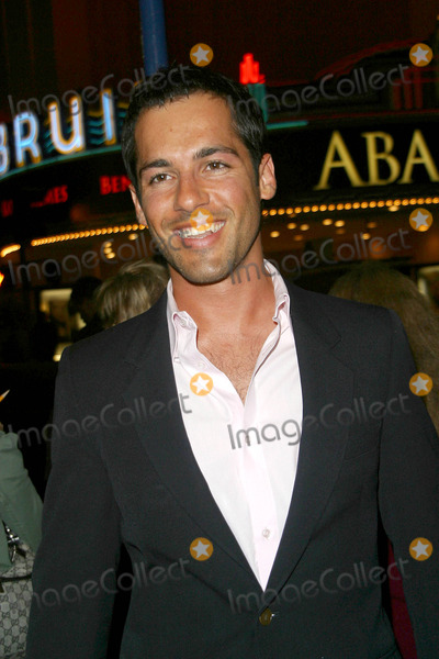 Alex Dimitriades Photo - Alex Dimitriades Ghost Ship - World Premiere Mann Village Theater Westwood CA October 22 2002 Photo by Nina PrommerGlobe Photos Inc