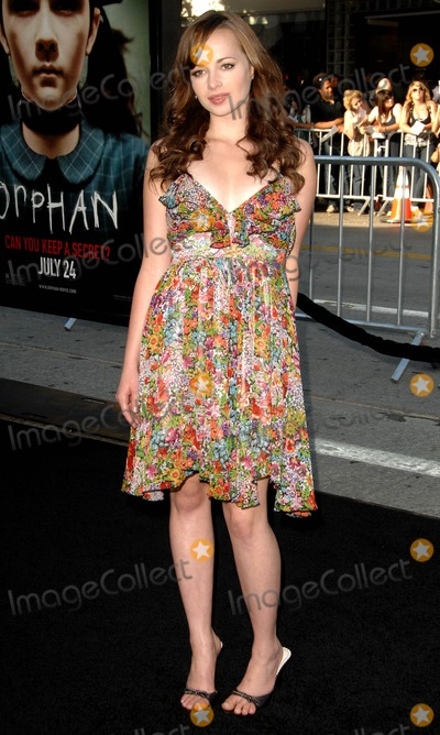 Ashley Richards Photo - Ashley Richards attends the Los Angeles Premiere of Orphan Held at the Mann Village Theater in Westwood California on July 21 2009 Photo by David Longendyke-Globe Photos Inc 2009