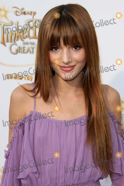 Tinker Bell Photo - Bella Thorne Actress Picnic-in-the-park Premiere of Tinkerbell La Cienega Park Beverly Hills 08-28-2010 Graham Whitby Boot-allstar - Globe Photos Inc