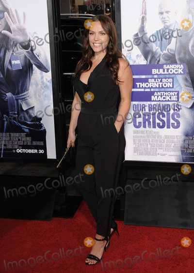 Agnes Bruckner Photo - Agnes Bruckner attending the Los Angeles Premiere of Our Brand Is Crisis Held at the Tcl Chinese Theatre in Hollywood California on October 26 2015 Photo by David Longendyke-Globe Photos Inc