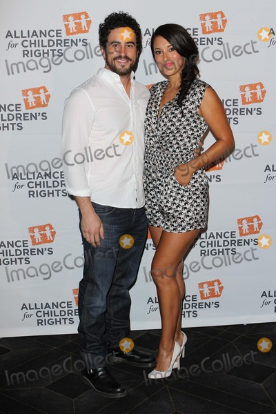 Adam Korson Photo - Adam Korson Angelique Cabral Attend Alliance For Childrens Rights 5th Annual the Right to Laugh Benefit Event at the Avalon on May 29th 2014 in Los Angelescalifornia usaphototleopold Globephotos