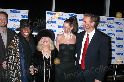 Al Leiter Photo - Muscular Dystrophy Association S 2003 Muscle Team Gala at Chelsea Piers Pier Sixty in New York City 01072003 Photo by John BarrettGlobe Photos Inc 2003 Ben Vareen Sylvia Miles Caril Alt and AL Leiter