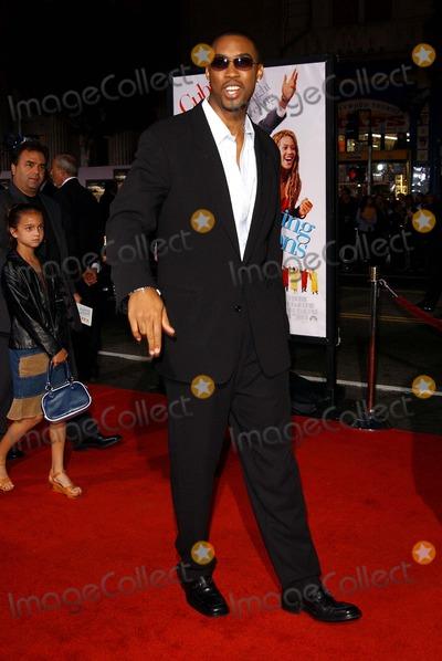 Montell Jordan Photo - the Fighting Temptations World Premiere at Graumans Chinese Theatre Hollywood CA 09172003 Photo by Fitzroy BarrettGlobe Photos Inc2003 Montell Jordan