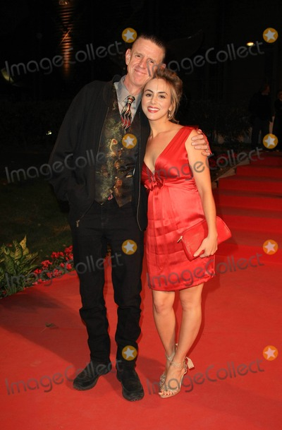 Alex Cox Photo - Alex Cox Jaclyn Jonet Director  Actress Repo Chick Premiere 66th Venice Film Festival in Venice Italy 09-08-2009 Photo by Graham Whitby Boot-allstar-Globe Photos Inc