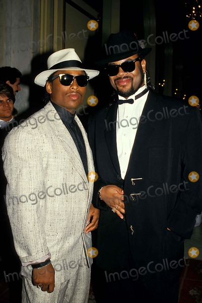 Jimmy Jam Photo - Jimmy Jam and Terry Lewis Photo Erma - Michelson - Globe Photos Inc