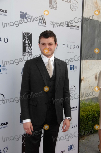 Alden Ehrenreich Photo - Alden Ehrenreich During the United States Premiere of the Francis Fordcoppolas Tetro Held at the Billy Wilder Theater on June 3 2009 in Los Angeles Photo Michael Germana - Globe Photos